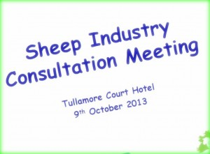 Industry Consultation Meeting and Follow Up – Slides
